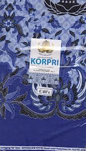 Batik Korpri Terbaru, http://kainbatikseragam.wordpress.com/, 081 233 989 980 (Smpt)